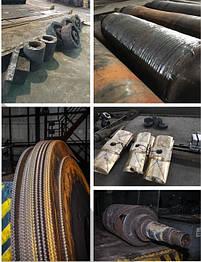 Базовый перечень изготовляемых, ремонтируемых, реставрируемых деталей и узлов машин и механизмов. Виды работ