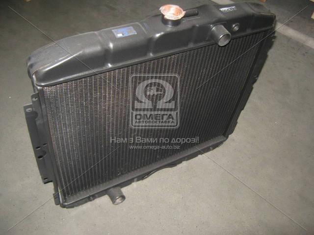 Радиатор вод. охлажд. ГАЗ 3307 (3-х рядн.) г. (пр-во Бишкек) (арт. 142.1301010-03 ) ГАЗ грузовой, ГАЗ-3307, AHHZX