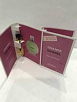 Масляные духи Chanel Chance Eau Fraiche с феромонами