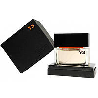 Yohji Yamamoto - Y-3 Black Label (2013) - Туалетная вода 75 мл (тестер) - Редкий аромат, снят с производства