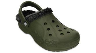 Сабо Crocs baya heathered lined clog m6/w8