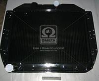Радиатор водяного охлаждения ЗИЛ 130, 131 (3-х рядный) (производство ШААЗ) (арт. 131-1301010-13), AIHZX