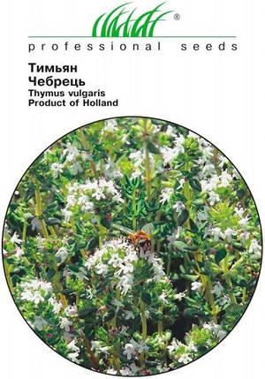 Семена тимьяна (чебрец) 0,3 г, Hем Zaden, фото 2
