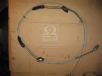 Трос ручного тормоза ГАЗ 31029,2410,3102 (производство ГАЗ) (арт. 3102-3508180), ABHZX