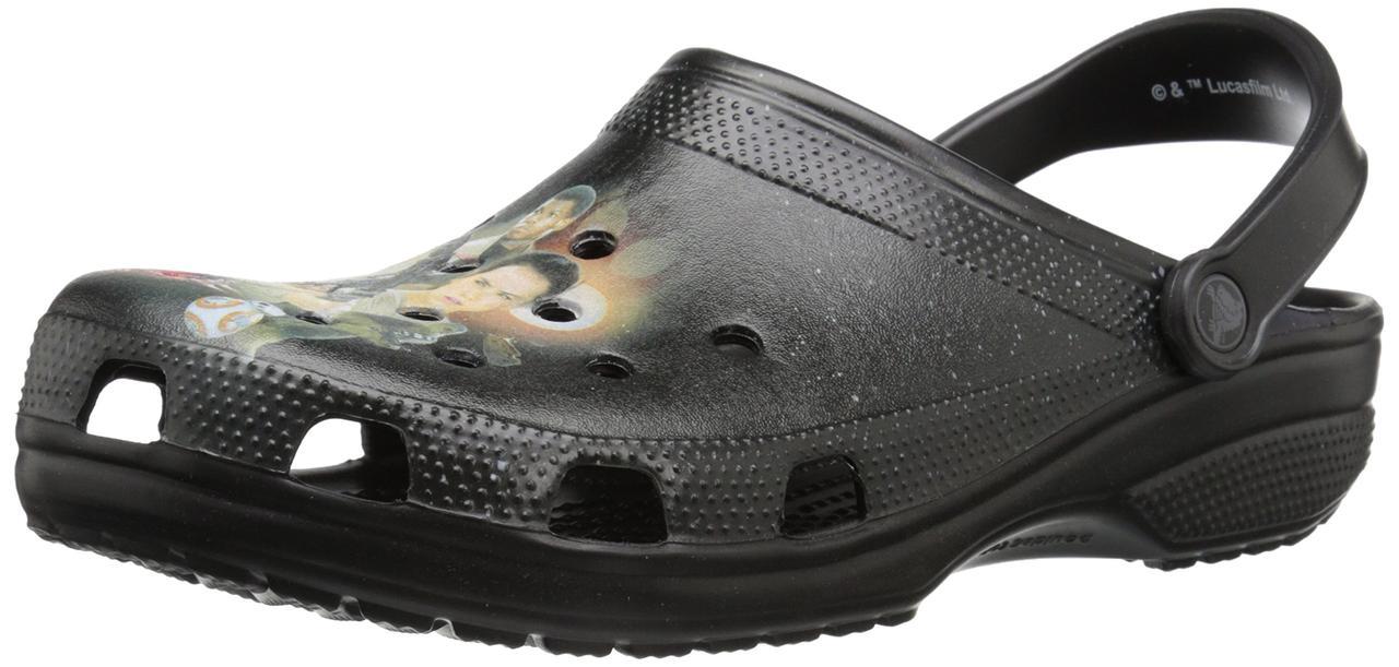 Сабо подростковое Crocs Crocband Star Wars m8/w10