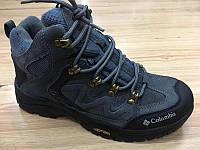 Кроссовки мужские COLUMBIA термо с ледоступами