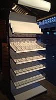Стеллаж кондитерский новый металлический, прилавок для конфет., фото 1