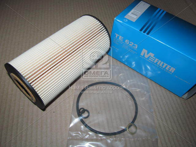 Фильтр масляный BMW 325TD,525TDS,725TDS (производство M-filter) (арт. TE623), AAHZX