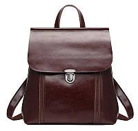 Женский кожаный рюкзак-трансформер Grays GR-8326B