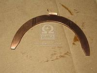 Полукольцо подшипника упорного КАМАЗ нижнее Р1 (Производство ДЗВ) 740.1005183-01-Р1