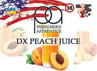 DX Peach Juice ароматизатор TPA (Персиковый сок)