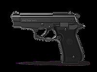 Пистолет сигнальный Retay 84 FS Black (копия Beretta M84)