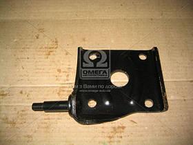 Подкладка рессоры ГАЗ 24 задн. левый в сборе (производство ГАЗ) (арт. 24-2912411), ABHZX