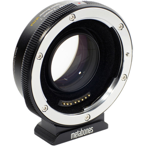 Metabones Canon EF to Sony E-Mount T Speed Booster ULTRA II 0.71x (Fifth Generation) (MB_SPEF-E-BT4)