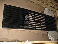 Облицовка кабины МАЗ (решетка пластмассовая) (производство Беларусь) (арт. 64221-8401020), AGHZX