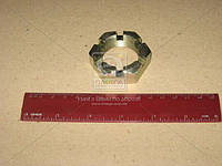 Гайка М33х1,5 вала моста (производство КамАЗ), AAHZX