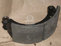Колодка тормозная полуприцепа левая с накладкой (производство ТАиМ) (арт. 9919(54326)-3501091), AFHZX