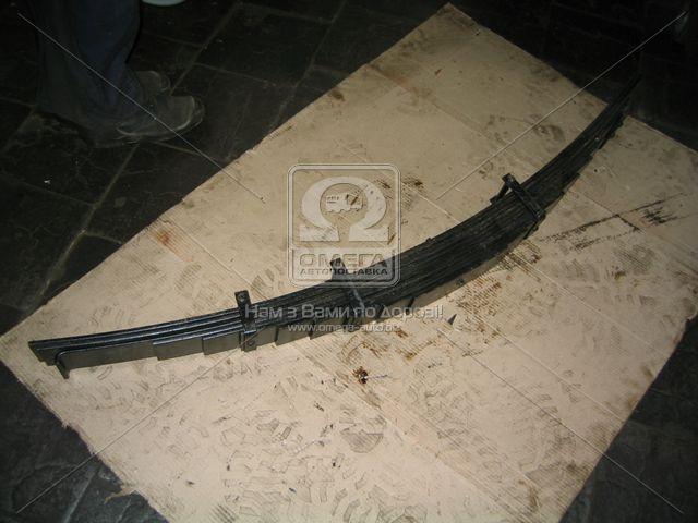 Рессора передняя 500 11-листная (производство Чусовая) (арт. 500-2902012-Б2), AHHZX