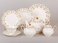 Сервиз столово - чайный Lefard Лаура 33 предмета, 84-646-1