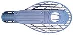 LED светильник CKУ 50Вт (Stels)