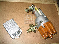 Система зажигания ЗИЛ 130 бесконтактная (комплект) (производство СОАТЭ) (арт. БСЗ ЗИЛ А2), AGHZX