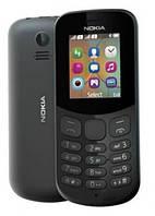 Телефон Nokia 130 NEW dual Black  '3