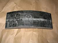 Накладка тормозная ЗИЛ 130 передн. (производство УралАТИ) (арт. 130-3501105)
