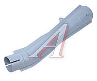 Патрубок глушителя КАМАЗ выпускной (Производство КамАЗ) 5320-1203016