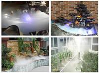 Ультразвуковой увлажнитель воздуха Генератор тумана парогенератор подсветкаa