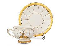Сервиз чайный Lefard Принцесса 12 предметов  , 84-675-1
