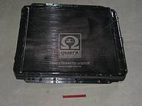 Радиатор водяного охлаждения КАМАЗ 54115 с повыш.теплоотд (3-х рядный) (производство ШААЗ), AJHZX