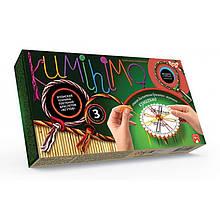 Набір для плетіння браслетів-джгутів Kumihimo