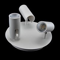 Светодиодный спот 3х5Вт 4000К, фото 1