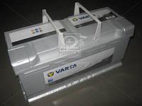Аккумулятор  110Ah-12v VARTA SD (393x175x190), R, EN 920 (арт. 610402092), AHHZX