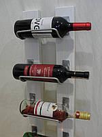 Подставка  для вина настенная - 225-5 , фото 1