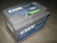 Аккумулятор   72Ah-12v Exide PREMIUM(278х175х175),R,EN720 (арт. EA722), AGHZX