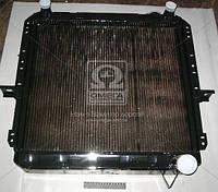 Радиатор водяного охлаждения МАЗ 500 (3 рядный) (Производство ШААЗ) 500-1301010