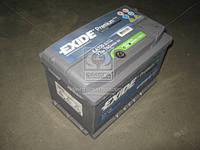 Аккумулятор   77Ah-12v Exide PREMIUM(278х175х190),R,EN760 (арт. EA770), AGHZX