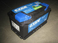 Аккумулятор 80Ah-12v Exide EXCELL(315х175х175),R,EN700 EB802