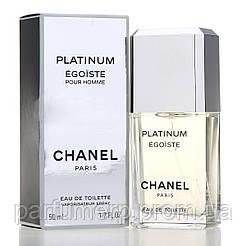 Chanel Egoist Platinum (50мл), Мужская Туалетная вода  - Оригинал!