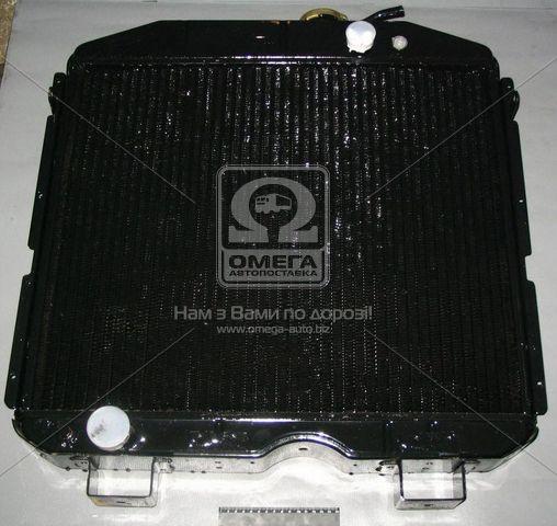 Радиатор водяного охлаждения ПАЗ 3205 (4-х рядный) (производство ШААЗ) (арт. 3205-1301010), AIHZX