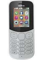 Телефон Nokia 130 NEW dual Grey  '3