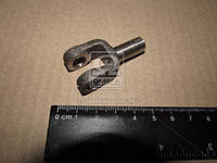 Вилка рычага оттяжного диска нажимного опорная ГАЗ 24 (производство ЗМЗ) (арт. 24-1601108-10)