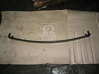 Лист рессоры №3 передний ГАЗ 3302 1075мм с хомутом (Производство Чусовая) 3302-2902051