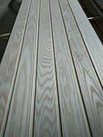 Вагонка из ясеня от 2000 - 3100,0 мм. первый сорт (высший)