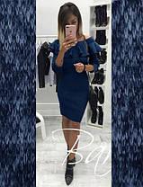 Платье-миди  из ангоры.  Разные цвета!!!, фото 3