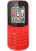 Телефон Nokia 130 NEW dual Red  '3