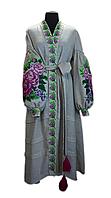 """Жіноче вишите плаття """"Бренді"""" (Женское вышитое платье """"Бренди"""") PO-0009"""