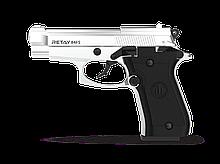 Сигнальний пістолет Retay 84FS Chrome (копія Beretta M84)