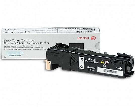 Тонер картридж Xerox PH6140 Black, фото 2
